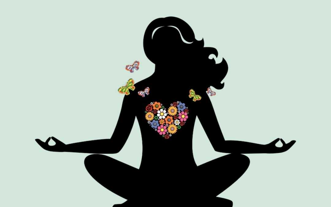 How to Meditate- Heartful Meditation and the Higher Self- Featured Image